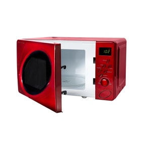 Spectrum 700W Red 20L Digital Microwave