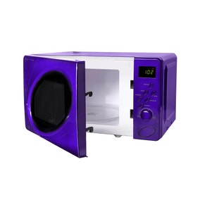 Spectrum 700W Purple 20L Digital Microwave