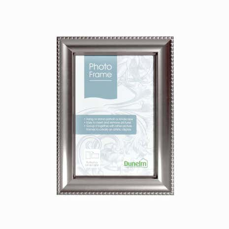 Beaded Edge Photo Frame