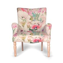 Floral Bloom Lottie Chair
