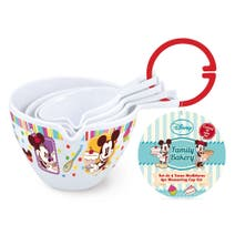 Disney Set of 4 Measuring Cups