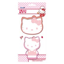Hello Kitty Pair of Metal Cookie Cutters