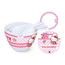 Hello Kitty Set of 4 Measuring Cups
