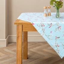 Beautiful Birds PVC Tablecloth