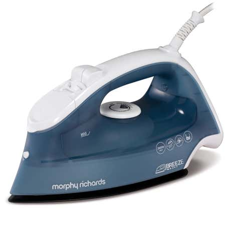 Morphy Richards 300251 2600W Blue Breeze Ceramic Iron