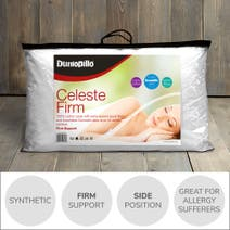 Dunlopillo Celeste Firm-Support Pillow