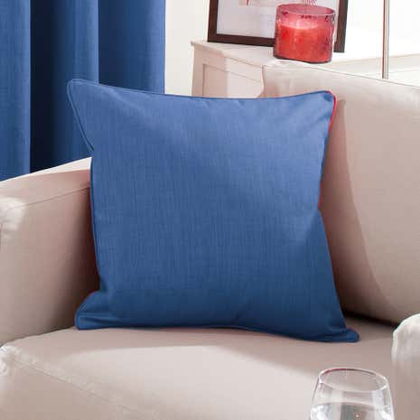 Solar Blue Cushion Cover