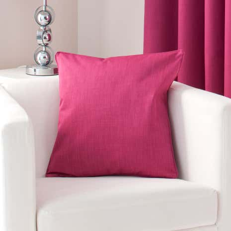 Solar Fuchsia Cushion Cover