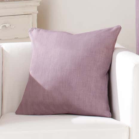 Solar Mauve Cushion Cover
