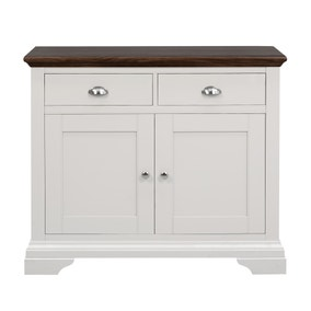 Eaton Walnut and Grey Sideboard