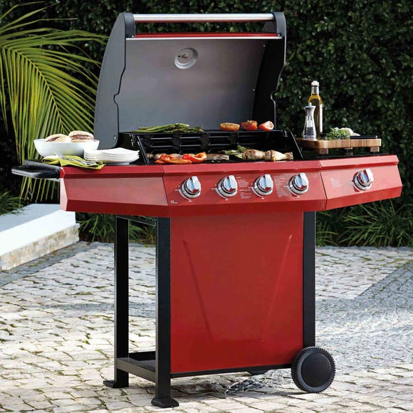 Classic Deluxe Gas BBQ
