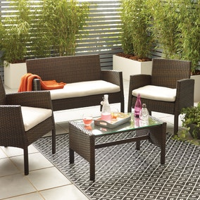 Gobi 4 Seater Conversation Set
