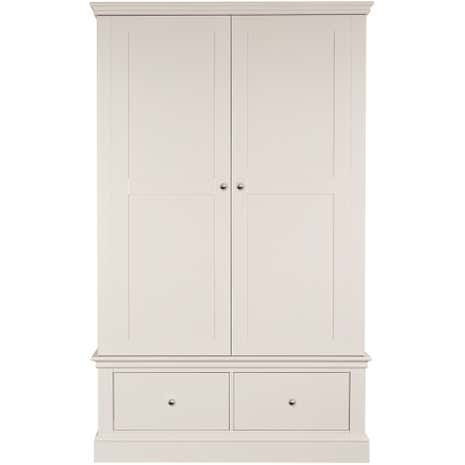Blakely Cotton Double Wardrobe