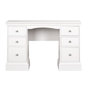 Blakely White Dressing Table