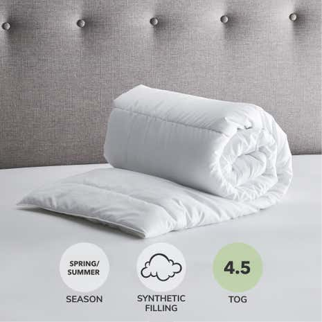 Fogarty Anti Allergy 4 5 Tog Duvet