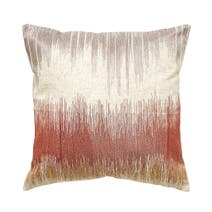 Abstract Embroidery Cushion