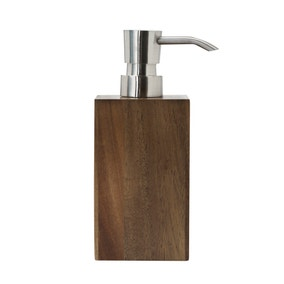 Acacia Lotion Dispenser