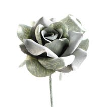 Grey Barege Rose