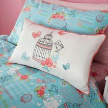 Belle Boudoir Cushion