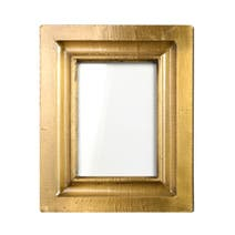 Brass Clad Gold Photo Frame