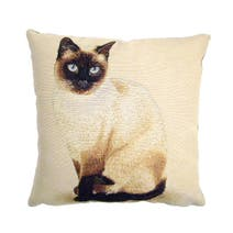 Burmese Cat Cushion Cover
