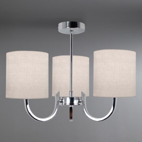 Clara 3 Light Fitting