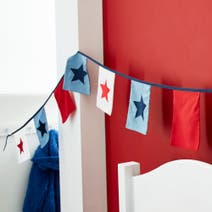 Kids Cool Patchwork Bunting