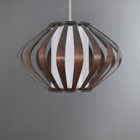 Elements Croft Bamboo Pendant