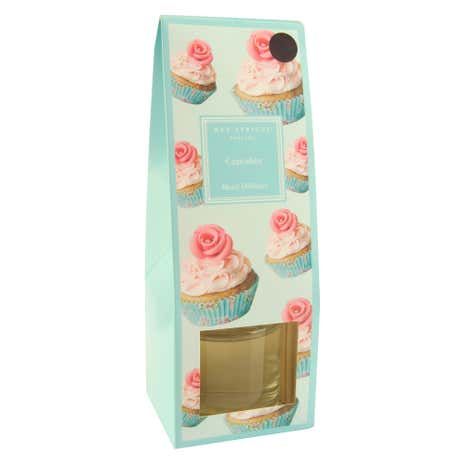 Wax Lyrical Cupcakes Reed Diffuser