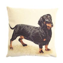 Dashchund Cushion Cover