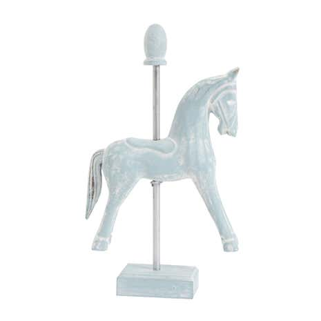 Decorative Horse on Stand