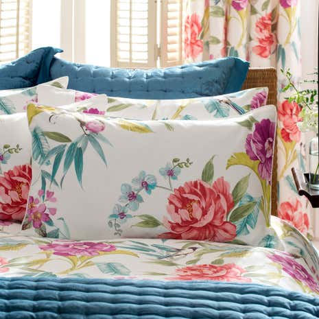 Dorma Tropical Cordelia Housewife Pillowcase