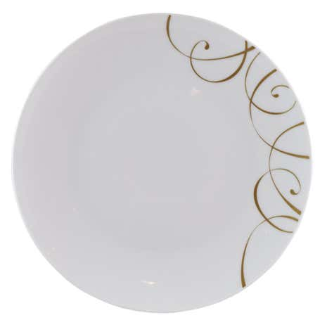 White Elegance Side Plate