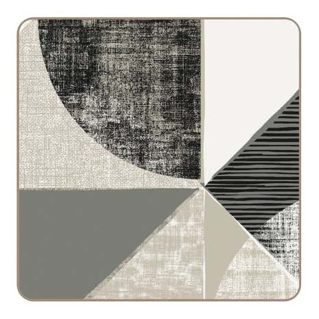 Elements Geo Pack of 4 Coasters