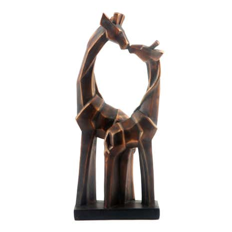 Bronze Giraffe Ornament