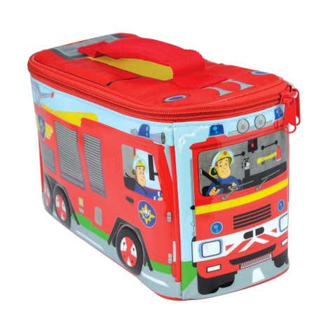 Fireman Sam Truck Lunch Bag