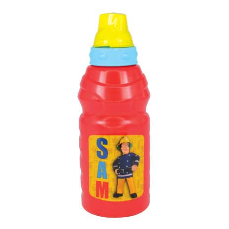 Fireman Sam Twist Lid Sports Bottle