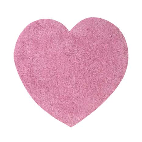 Heart Rug Home Decor