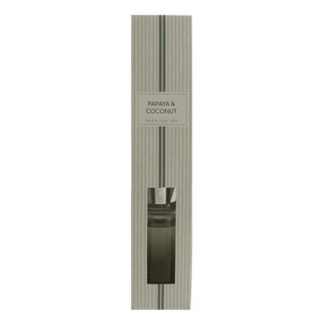 Papaya and Coconut Fragranced 45ml Reed Diffuser