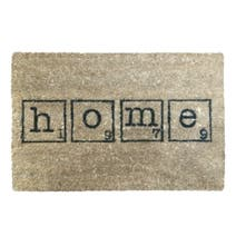 Home Stamps Coir Mat