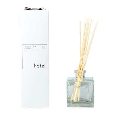 Hotel Fresh Linen and Bamboo 200ml Reed Diffuser