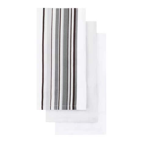 Pack of 3 Hotel Tea Towels