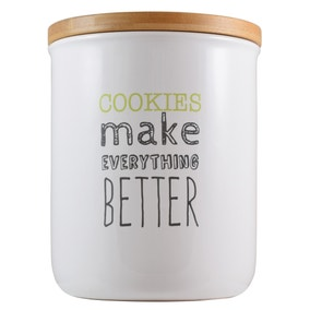 Icons Biscuit Canister