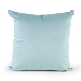 Large Jasmin Velvet Cushion