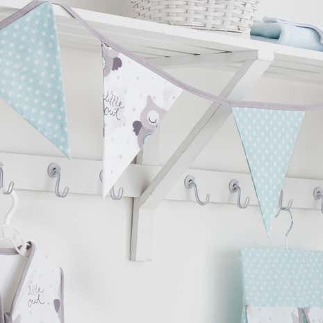 Little Owls Nursery Bunting