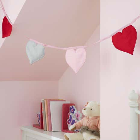 Loveable Hearts Bunting