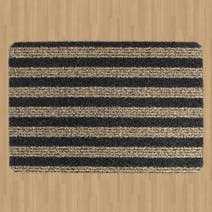 Mighty Scraper Stripe Mat