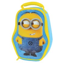 Minion Shaped Lunch Bag