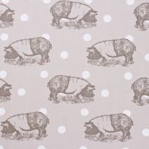 Miss Piggy Polka Dot Fabric