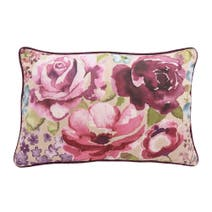 Misty Floral Cushion